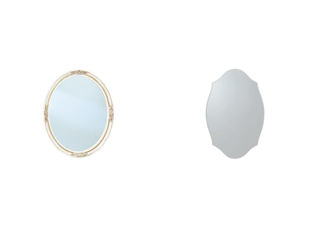 【FLYMEe Blanc/フライミー ブラン】のウォールミラー m7710&ウォールミラー m77285 【FURNITURE】おすすめ!人気、インテリア雑貨・家具の通販 おすすめで人気の流行・トレンド、ファッションの通販商品 インテリア・家具・メンズファッション・キッズファッション・レディースファッション・服の通販 founy(ファニー) https://founy.com/ 送料無料 Free Shipping アンティーク エレガント クラシカル ハンド フレーム ホーム・キャンプ・アウトドア Home,Garden,Outdoor,Camping Gear 家具・インテリア Furniture ミラー・ドレッサー Mirror ミラー・鏡 ホーム・キャンプ・アウトドア Home,Garden,Outdoor,Camping Gear 家具・インテリア Furniture ミラー・ドレッサー Mirror ドレッサー  ID:crp329100000055496