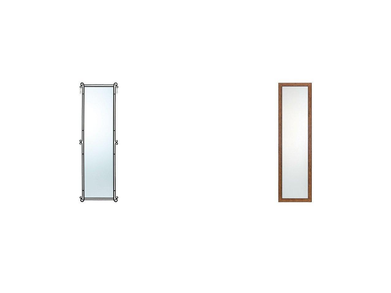 【FLYMEe vert/フライミー ヴェール】のウォールミラー m77311&【FLYMEe Blanc/フライミー ブラン】のウォールミラー m77223 【FURNITURE】おすすめ!人気、インテリア雑貨・家具の通販 おすすめで人気の流行・トレンド、ファッションの通販商品 インテリア・家具・メンズファッション・キッズファッション・レディースファッション・服の通販 founy(ファニー) https://founy.com/ 送料無料 Free Shipping スタンド シンプル ダメージ フォルム フレーム ヴィンテージ ホーム・キャンプ・アウトドア Home,Garden,Outdoor,Camping Gear 家具・インテリア Furniture ミラー・ドレッサー Mirror ミラー・鏡 ホーム・キャンプ・アウトドア Home,Garden,Outdoor,Camping Gear 家具・インテリア Furniture ミラー・ドレッサー Mirror ドレッサー  ID:crp329100000055500