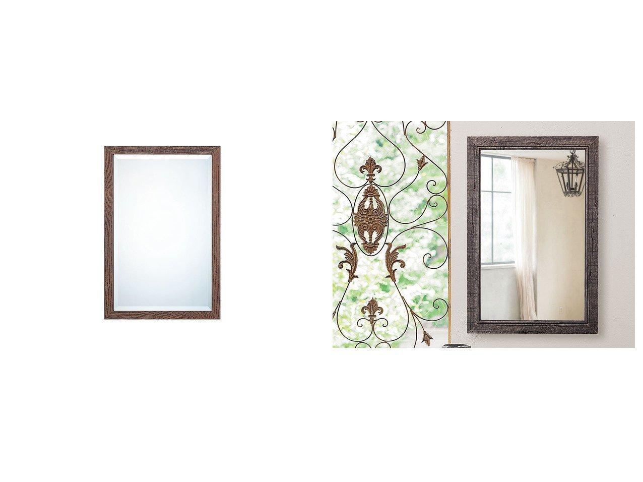 【FLYMEe vert/フライミー ヴェール】のウォールミラー m77306&ウォールミラー m77316 【FURNITURE】おすすめ!人気、インテリア雑貨・家具の通販 おすすめで人気の流行・トレンド、ファッションの通販商品 インテリア・家具・メンズファッション・キッズファッション・レディースファッション・服の通販 founy(ファニー) https://founy.com/ 送料無料 Free Shipping ウッド ダメージ フレーム ヴィンテージ シンプル ホーム・キャンプ・アウトドア Home,Garden,Outdoor,Camping Gear 家具・インテリア Furniture ミラー・ドレッサー Mirror ミラー・鏡 ホーム・キャンプ・アウトドア Home,Garden,Outdoor,Camping Gear 家具・インテリア Furniture ミラー・ドレッサー Mirror ドレッサー  ID:crp329100000055503