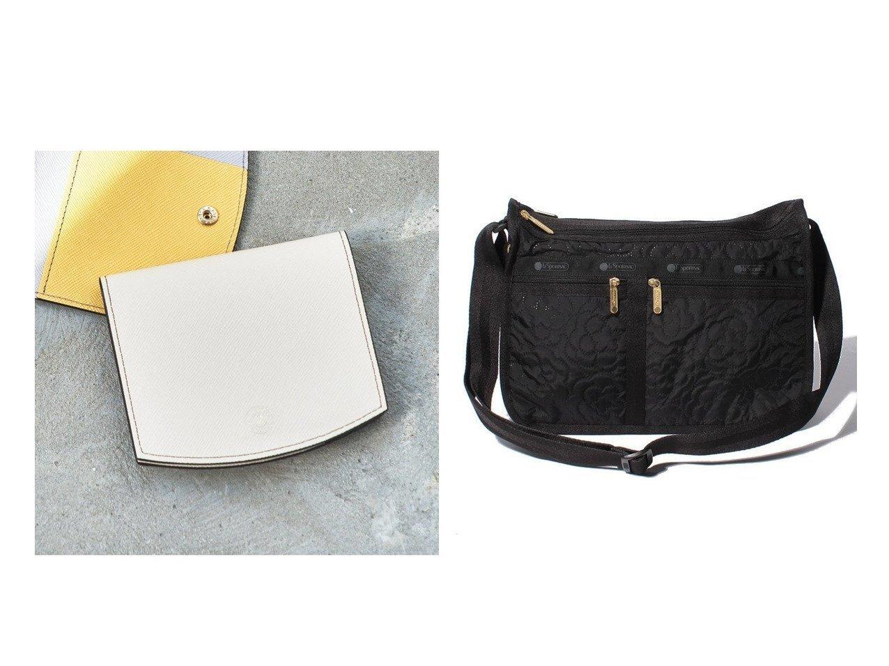 【LeSportsac/レスポートサック】のDELUXE EVERYDAY BAG パフィーブロッサムズ&【russet/ラシット】のバイカラーレザー折り財布(SO-320) おすすめ!人気、トレンド・レディースファッションの通販 おすすめで人気の流行・トレンド、ファッションの通販商品 インテリア・家具・メンズファッション・キッズファッション・レディースファッション・服の通販 founy(ファニー) https://founy.com/ ファッション Fashion レディースファッション WOMEN 財布 Wallets おすすめ Recommend イエロー コイン ポケット 日本製 Made in Japan 財布 バランス モチーフ  ID:crp329100000055566