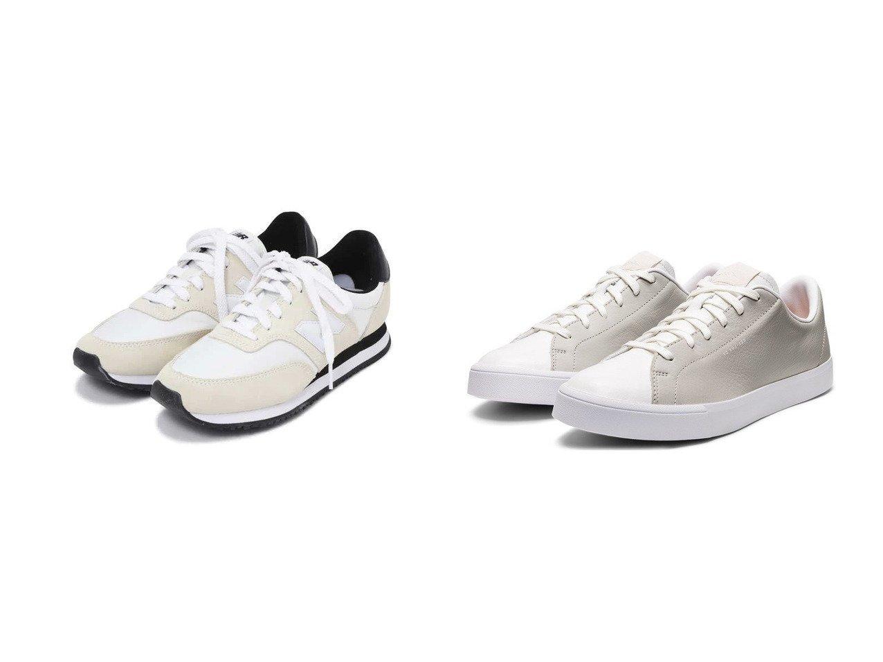 【emmi/エミ】の【ASICS】GEL-LUX CT&【NATURAL BEAUTY BASIC/ナチュラル ビューティー ベーシック】のNew Balance MCL100 【シューズ・靴】おすすめ!人気、トレンド・レディースファッションの通販 おすすめで人気の流行・トレンド、ファッションの通販商品 インテリア・家具・メンズファッション・キッズファッション・レディースファッション・服の通販 founy(ファニー) https://founy.com/ ファッション Fashion レディースファッション WOMEN アウター Coat Outerwear コルク シューズ スニーカー スリッポン 軽量 S/S・春夏 SS・Spring/Summer クラシカル バランス レース 夏 Summer 春 Spring  ID:crp329100000055583
