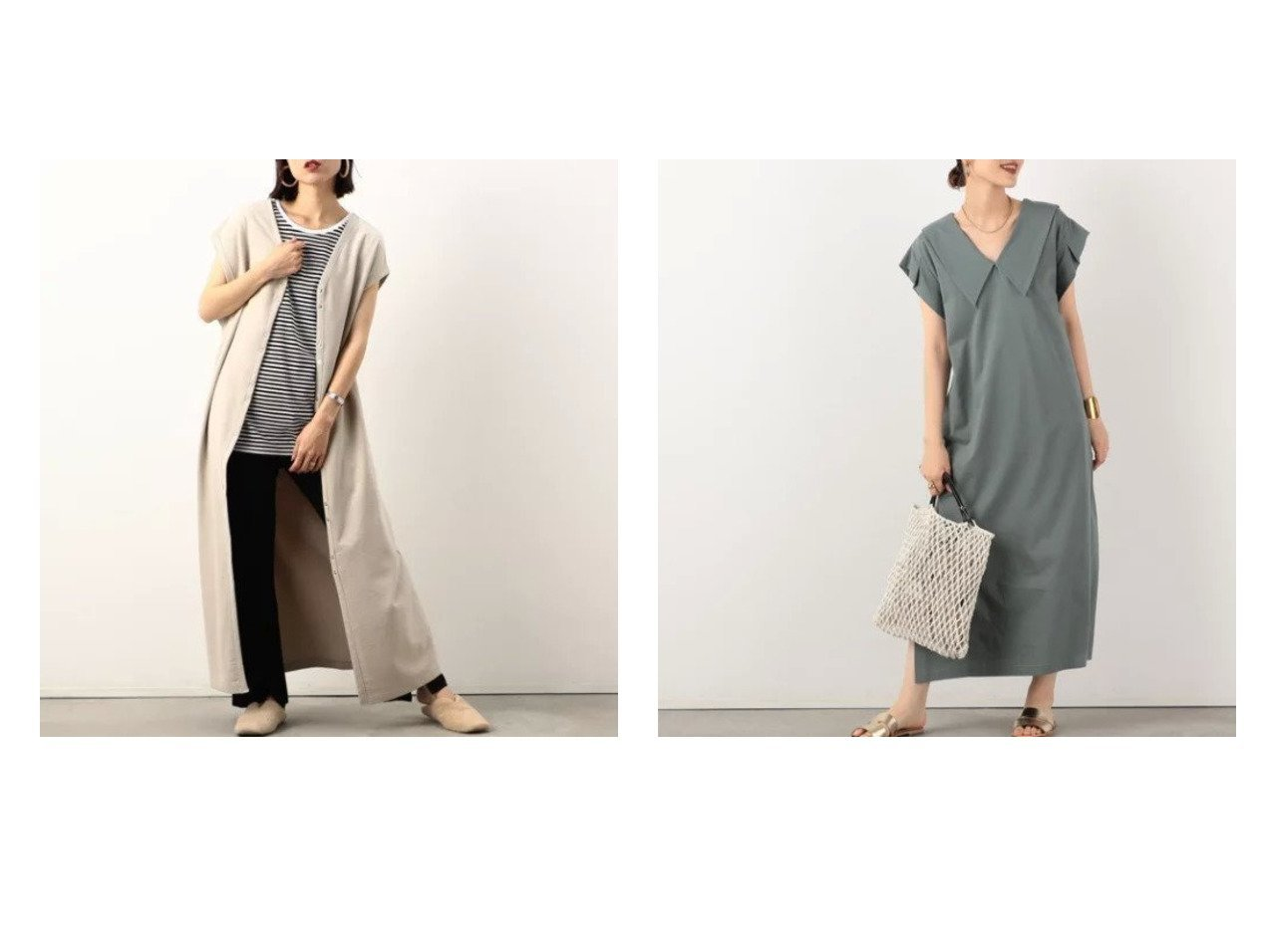 【NOLLEY'S/ノーリーズ】の2WAYカットワンピース&ウラケ風天竺両前レイヤードワンピース 【ワンピース・ドレス】おすすめ!人気、トレンド・レディースファッションの通販 おすすめで人気の流行・トレンド、ファッションの通販商品 インテリア・家具・メンズファッション・キッズファッション・レディースファッション・服の通販 founy(ファニー) https://founy.com/ ファッション Fashion レディースファッション WOMEN ワンピース Dress トレンド 半袖 夏 Summer ドット フロント おすすめ Recommend |ID:crp329100000055592