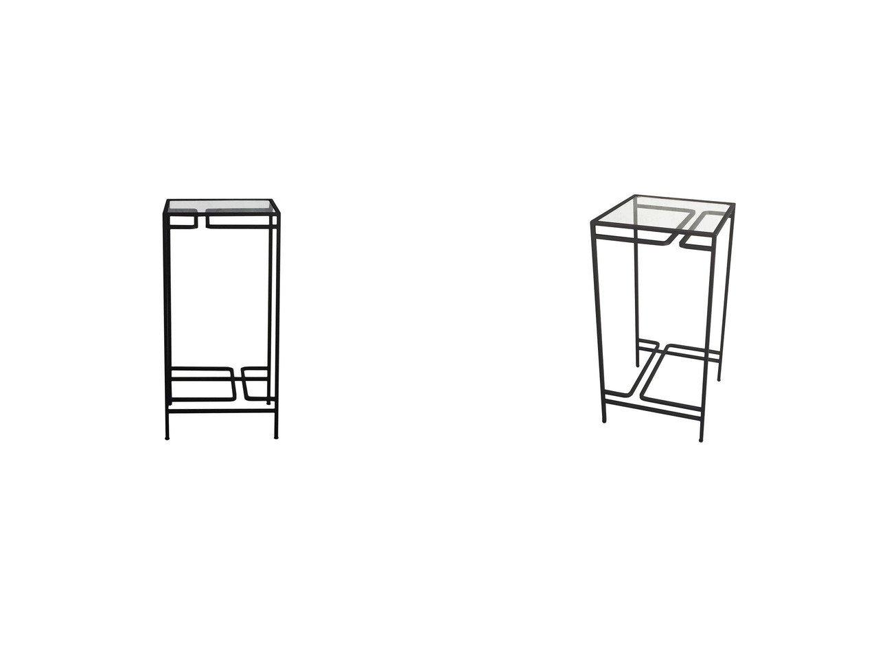 【FLYMEe Noir/フライミー ノワール】のレイライン コンソールテーブル 高さ100cm&レイライン コンソールテーブル 高さ80cm 【FURNITURE】おすすめ!人気、インテリア雑貨・家具の通販 おすすめで人気の流行・トレンド、ファッションの通販商品 インテリア・家具・メンズファッション・キッズファッション・レディースファッション・服の通販 founy(ファニー) https://founy.com/ 送料無料 Free Shipping おすすめ Recommend ガラス テーブル ホーム・キャンプ・アウトドア Home,Garden,Outdoor,Camping Gear 家具・インテリア Furniture テーブル Table コンソール・カウンターテーブル |ID:crp329100000055630