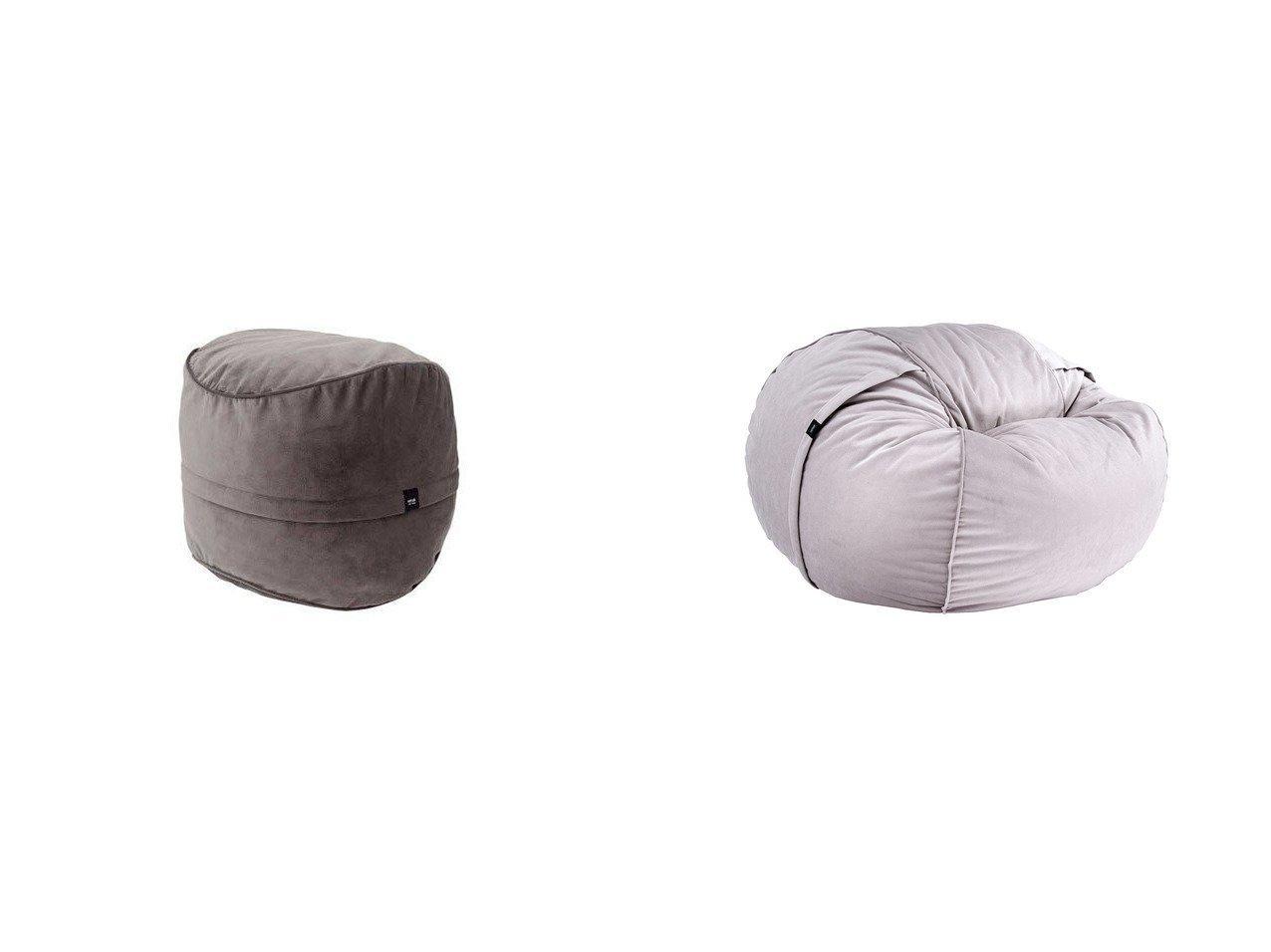 【vetsak/フェットサック】のフェットサック ミディアム&フットサック 【FURNITURE】おすすめ!人気、インテリア雑貨・家具の通販 おすすめで人気の流行・トレンド、ファッションの通販商品 インテリア・家具・メンズファッション・キッズファッション・レディースファッション・服の通販 founy(ファニー) https://founy.com/ 送料無料 Free Shipping クッション フォーム ラグジュアリー リラックス  ID:crp329100000055673