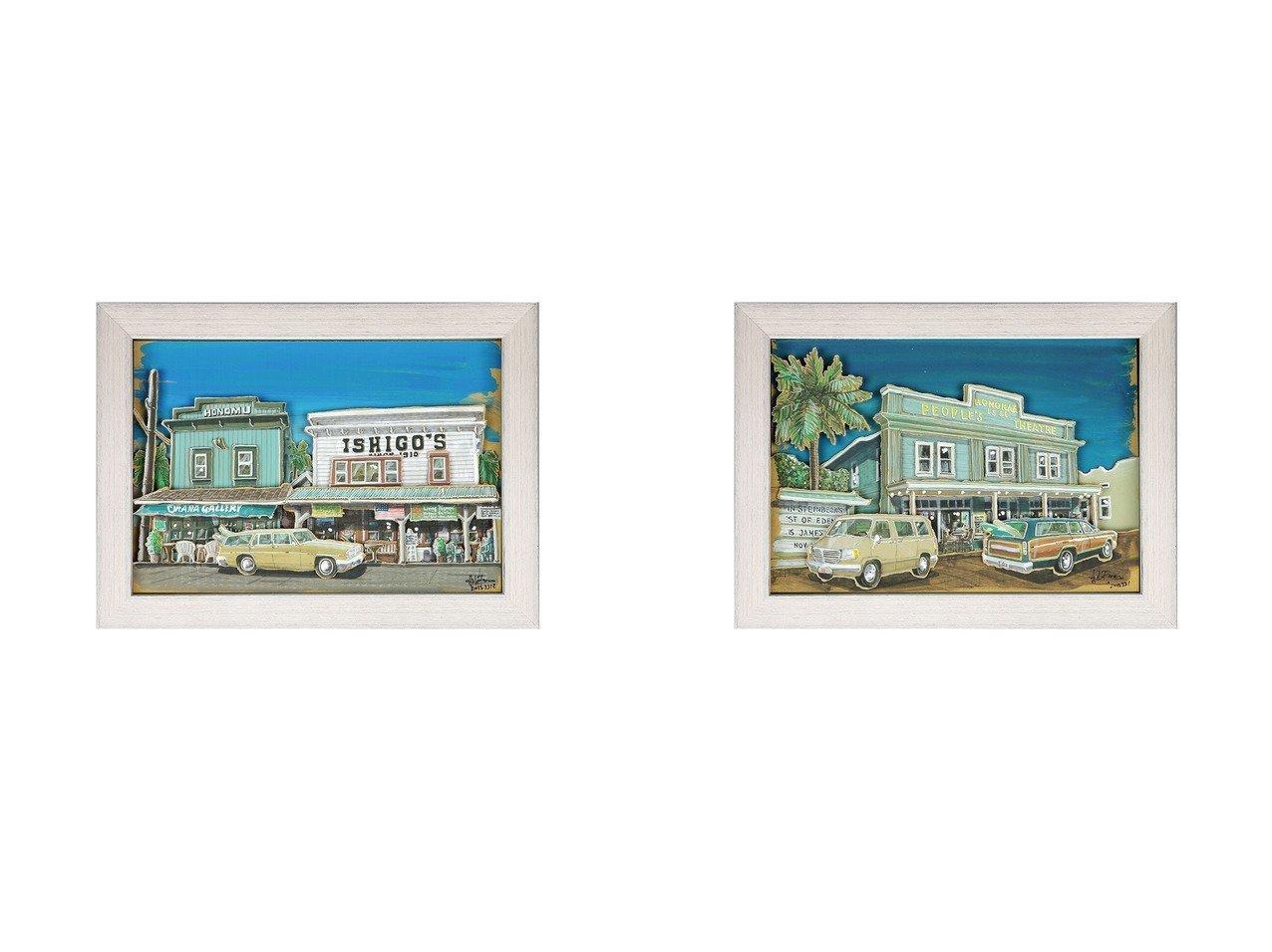 【Nostalgic Hawaii/ノスタルジック ハワイ】のホノム タウン&ホノカア・ピープルズシアター 【FURNITURE】おすすめ!人気、インテリア雑貨・家具の通販 おすすめで人気の流行・トレンド、ファッションの通販商品 インテリア・家具・メンズファッション・キッズファッション・レディースファッション・服の通販 founy(ファニー) https://founy.com/ シャドー プリント 送料無料 Free Shipping |ID:crp329100000055686