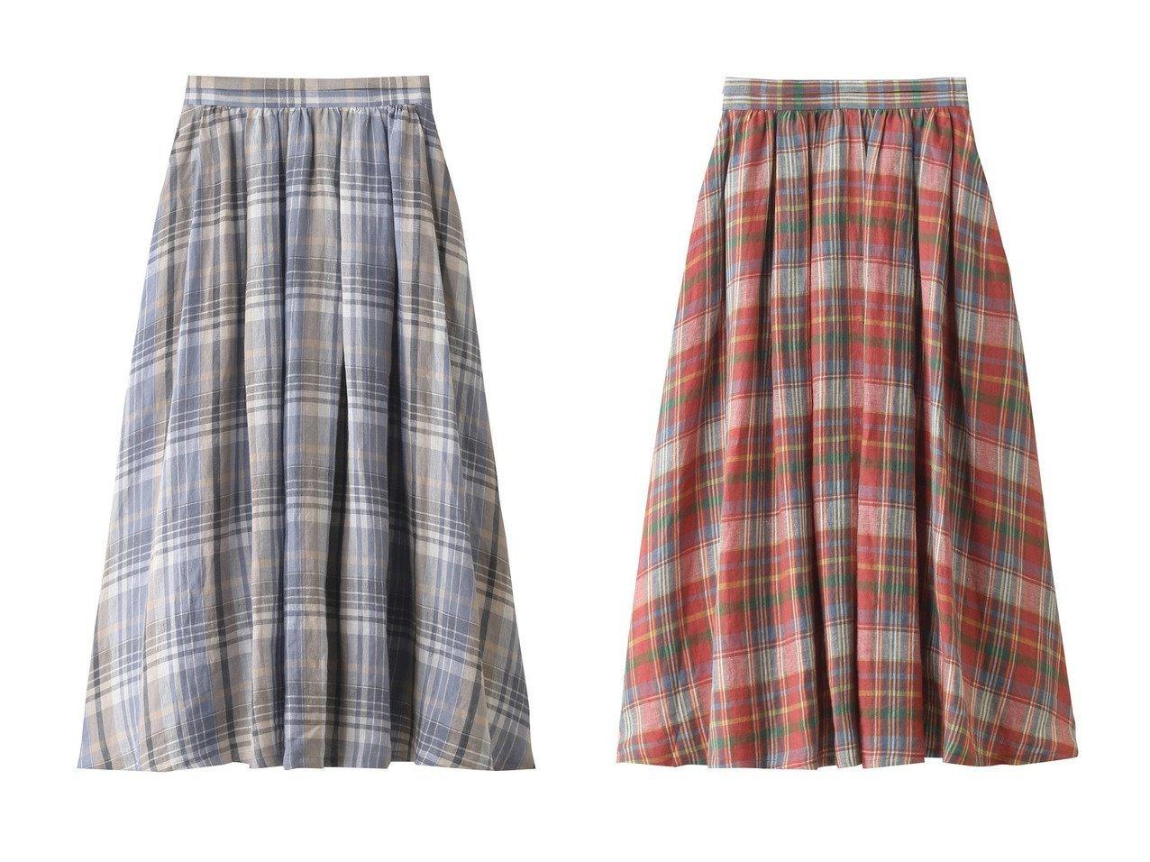 【HOUSE OF LOTUS/ハウス オブ ロータス】のリネンチェック ギャザーフレアスカート 【スカート】おすすめ!人気、トレンド・レディースファッションの通販 おすすめで人気の流行・トレンド、ファッションの通販商品 インテリア・家具・メンズファッション・キッズファッション・レディースファッション・服の通販 founy(ファニー) https://founy.com/ ファッション Fashion レディースファッション WOMEN スカート Skirt Aライン/フレアスカート Flared A-Line Skirts ロングスカート Long Skirt 2020年 2020 2020-2021秋冬・A/W AW・Autumn/Winter・FW・Fall-Winter/2020-2021 2021年 2021 2021-2022秋冬・A/W AW・Autumn/Winter・FW・Fall-Winter・2021-2022 A/W・秋冬 AW・Autumn/Winter・FW・Fall-Winter ギャザー チェック フレア リネン ロング 吸水 |ID:crp329100000056318