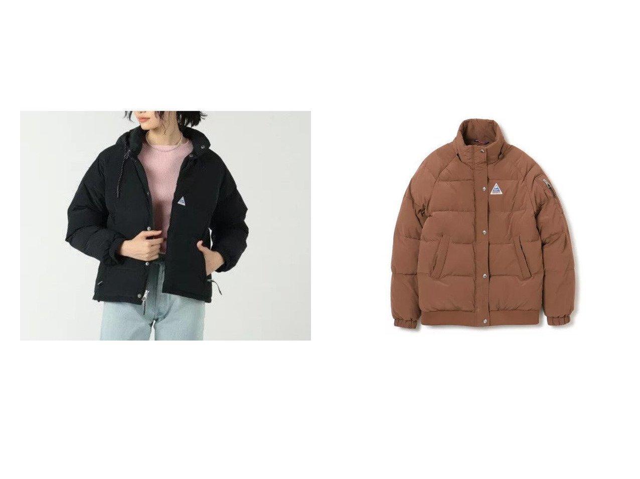 【Cape HEIGHTS/ケープハイツ】のWOMENS LYNDON Jacket(ポリ/ナイロンリップストップ)&WOMENS SUMMIT AVIATOR Jacket(ポリ/ナイロンリップストップ) 【アウター】おすすめ!人気、トレンド・レディースファッションの通販 おすすめで人気の流行・トレンド、ファッションの通販商品 インテリア・家具・メンズファッション・キッズファッション・レディースファッション・服の通販 founy(ファニー) https://founy.com/ ファッション Fashion レディースファッション WOMEN アウター Coat Outerwear コート Coats ジャケット Jackets ダウン 人気 A/W・秋冬 AW・Autumn/Winter・FW・Fall-Winter 定番 Standard  ID:crp329100000056365