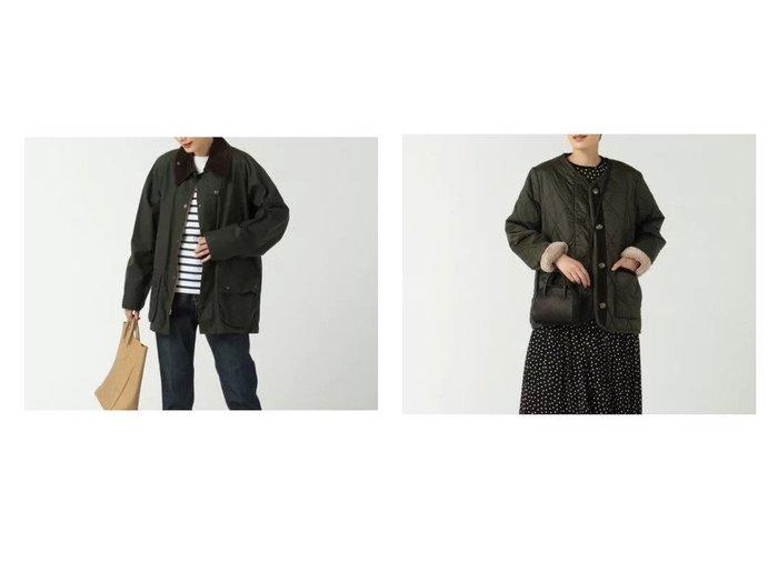 【BARBOUR/バブアー】のROSLIN QUILT&BEDALE 【アウター】おすすめ!人気、トレンド・レディースファッションの通販 おすすめ人気トレンドファッション通販アイテム インテリア・キッズ・メンズ・レディースファッション・服の通販 founy(ファニー) https://founy.com/ ファッション Fashion レディースファッション WOMEN アウター Coat Outerwear ジャケット Jackets ブルゾン Blouson/Jackets 2021年 2021 2021-2022秋冬・A/W AW・Autumn/Winter・FW・Fall-Winter・2021-2022 A/W・秋冬 AW・Autumn/Winter・FW・Fall-Winter エレガント キルト コレクション ショート ジャケット スタイリッシュ ダイヤモンド ブルゾン プレミアム マーブル スリーブ デニム フランス ロング |ID:crp329100000056369