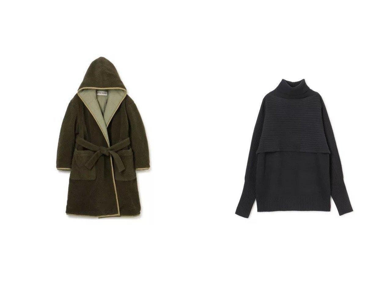 【INSCRIRE/アンスクリア】のReversible Down Coat&Wool Cashmere Layerd Pull Over 【アウター】おすすめ!人気、トレンド・レディースファッションの通販 おすすめで人気の流行・トレンド、ファッションの通販商品 インテリア・家具・メンズファッション・キッズファッション・レディースファッション・服の通販 founy(ファニー) https://founy.com/ ファッション Fashion レディースファッション WOMEN アウター Coat Outerwear トップス・カットソー Tops/Tshirt ニット Knit Tops ベスト/ジレ Gilets/Vests タートルネック Turtleneck コート Coats ダウン Down Coats And Jackets 2021年 2021 2021-2022秋冬・A/W AW・Autumn/Winter・FW・Fall-Winter・2021-2022 A/W・秋冬 AW・Autumn/Winter・FW・Fall-Winter おすすめ Recommend カシミヤ カーディガン セーター タートルネック ベスト マフラー キルト コンビ ダウン リバーシブル  ID:crp329100000056372