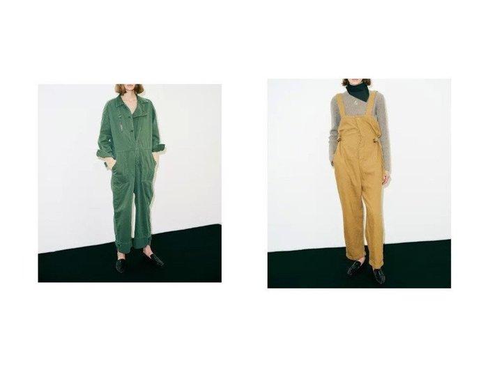 【R JUBILEE/アール ジュビリー】のRJ Tsunagi&Wool Linen Overall 【ワンピース・ドレス】おすすめ!人気、トレンド・レディースファッションの通販 おすすめ人気トレンドファッション通販アイテム インテリア・キッズ・メンズ・レディースファッション・服の通販 founy(ファニー) https://founy.com/ ファッション Fashion レディースファッション WOMEN ワンピース Dress オールインワン ワンピース All In One Dress サロペット Salopette サテン ストーン ダメージ ミリタリー タンブラー リネン |ID:crp329100000056409