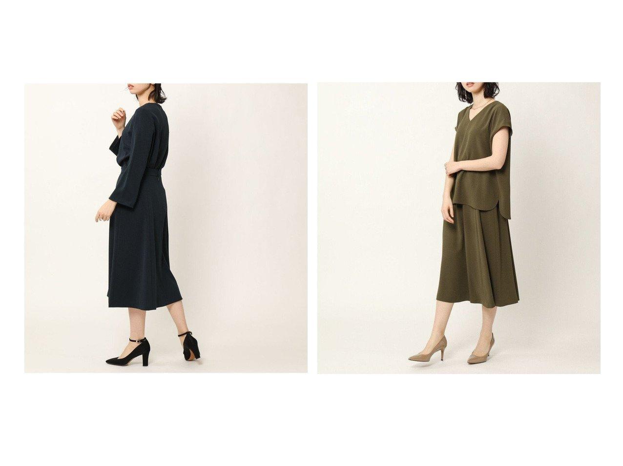 【KASHIYAMA EASY/カシヤマ イージー】のオックス 2wayストレッチ フレアスカート&オックス 2wayストレッチ フレアスカート 【スカート】おすすめ!人気、トレンド・レディースファッションの通販   おすすめで人気の流行・トレンド、ファッションの通販商品 インテリア・家具・メンズファッション・キッズファッション・レディースファッション・服の通販 founy(ファニー) https://founy.com/ ファッション Fashion レディースファッション WOMEN スカート Skirt Aライン/フレアスカート Flared A-Line Skirts オックス 春 Spring 吸水 軽量 シンプル ジャケット ストレッチ スーツ セットアップ フレア リラックス S/S・春夏 SS・Spring/Summer おすすめ Recommend 夏 Summer |ID:crp329100000057111