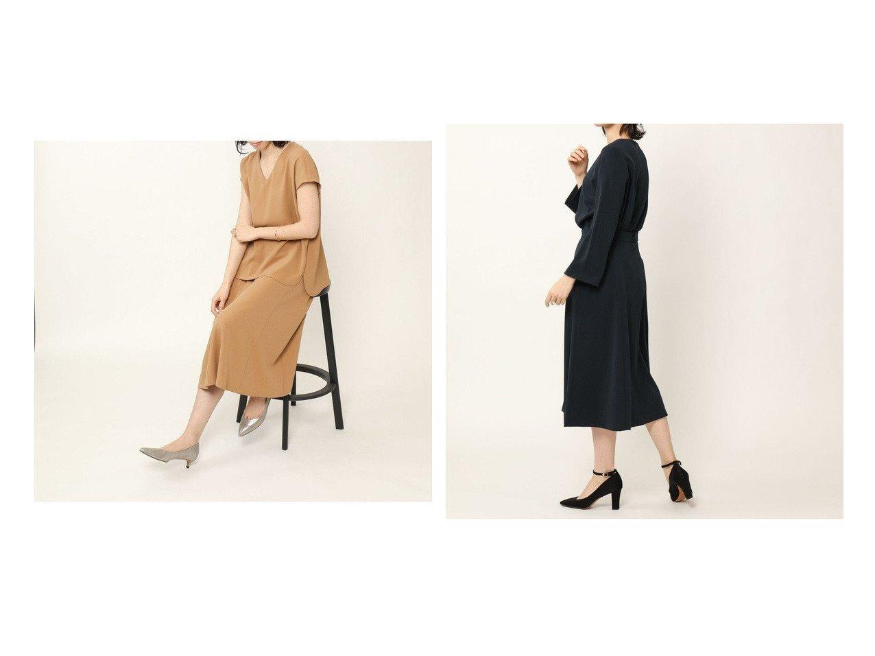 【KASHIYAMA EASY/カシヤマ イージー】のオックス 2wayストレッチ フレアスカート&オックス 2wayストレッチ フレアスカート 【スカート】おすすめ!人気、トレンド・レディースファッションの通販   おすすめで人気の流行・トレンド、ファッションの通販商品 インテリア・家具・メンズファッション・キッズファッション・レディースファッション・服の通販 founy(ファニー) https://founy.com/ ファッション Fashion レディースファッション WOMEN スカート Skirt Aライン/フレアスカート Flared A-Line Skirts オックス 春 Spring 吸水 軽量 シンプル ジャケット ストレッチ スーツ セットアップ フレア リラックス S/S・春夏 SS・Spring/Summer おすすめ Recommend 夏 Summer |ID:crp329100000057112