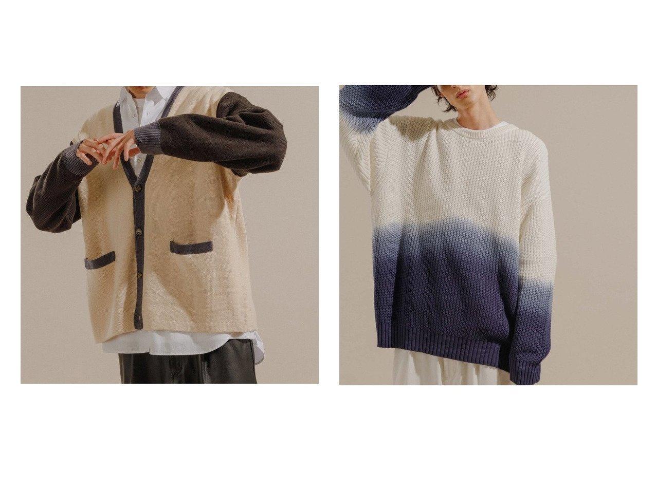 【ADAM ET ROPE'/アダム エ ロペ】の【LOGAN】UNISEX&【LOGAN】UNISEX 別注・限定・コラボなど、おすすめ!人気、トレンド・レディースファッションの通販 おすすめで人気の流行・トレンド、ファッションの通販商品 インテリア・家具・メンズファッション・キッズファッション・レディースファッション・服の通販 founy(ファニー) https://founy.com/ ファッション Fashion レディースファッション WOMEN トップス・カットソー Tops/Tshirt ニット Knit Tops カーディガン Cardigans NEW・新作・新着・新入荷 New Arrivals UNISEX スペシャル トレンド ビッグ 別注  ID:crp329100000057259