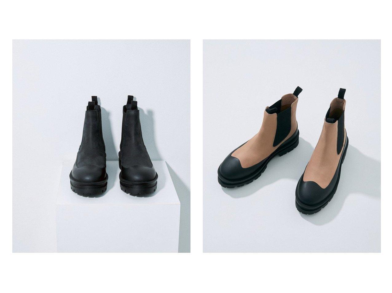 【ADAM ET ROPE'/アダム エ ロペ】の【JVAM for ADAM ET ROPE 】CHUNKY CHELSEA BOOT NUBUK 別注・限定・コラボなど、おすすめ!人気、トレンド・レディースファッションの通販 おすすめで人気の流行・トレンド、ファッションの通販商品 インテリア・家具・メンズファッション・キッズファッション・レディースファッション・服の通販 founy(ファニー) https://founy.com/ ファッション Fashion レディースファッション WOMEN インソール インド コレクション シューズ ショート トレンド ベーシック 別注 メンズ NEW・新作・新着・新入荷 New Arrivals  ID:crp329100000057265