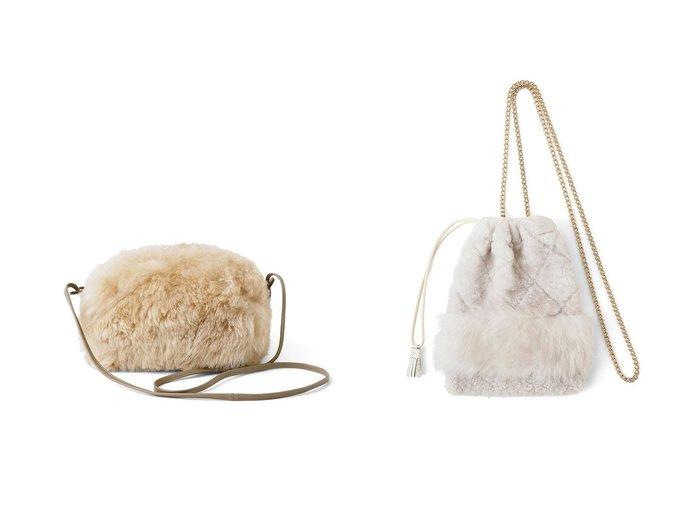 【ANAYI/アナイ】のラムパッチワークミニBAG&ムートンキルティングミニBAG 【バッグ・鞄】おすすめ!人気、トレンド・レディースファッションの通販 おすすめ人気トレンドファッション通販アイテム インテリア・キッズ・メンズ・レディースファッション・服の通販 founy(ファニー) https://founy.com/ ファッション Fashion レディースファッション WOMEN バッグ Bag 2020年 2020 2020-2021秋冬・A/W AW・Autumn/Winter・FW・Fall-Winter/2020-2021 2021年 2021 2021-2022秋冬・A/W AW・Autumn/Winter・FW・Fall-Winter・2021-2022 A/W・秋冬 AW・Autumn/Winter・FW・Fall-Winter おすすめ Recommend ハンドバッグ フォルム ポケット ムートン モコモコ アクセサリー タッセル チェーン ラップ 巾着  ID:crp329100000057390