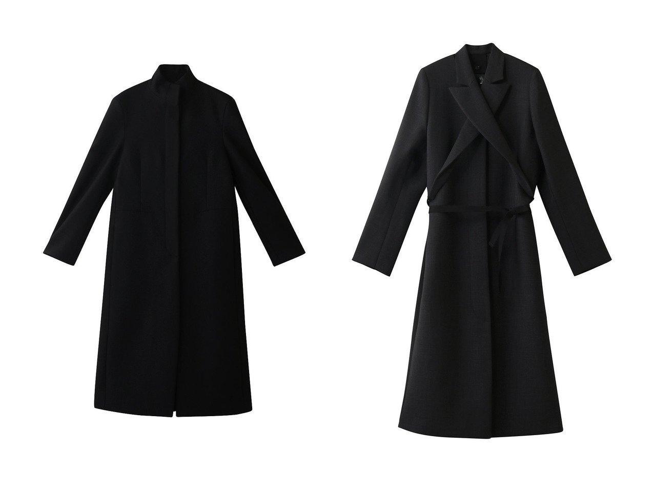 【MM6 Maison Martin Margiela/エムエム6 メゾン マルタン マルジェラ】のスタンドカラーコート&襟付きロングコート 【アウター】おすすめ!人気、トレンド・レディースファッションの通販 おすすめで人気の流行・トレンド、ファッションの通販商品 インテリア・家具・メンズファッション・キッズファッション・レディースファッション・服の通販 founy(ファニー) https://founy.com/ ファッション Fashion レディースファッション WOMEN アウター Coat Outerwear コート Coats 2020年 2020 2020-2021秋冬・A/W AW・Autumn/Winter・FW・Fall-Winter/2020-2021 2021年 2021 2021-2022秋冬・A/W AW・Autumn/Winter・FW・Fall-Winter・2021-2022 A/W・秋冬 AW・Autumn/Winter・FW・Fall-Winter スタンド トレンド ハイネック ベーシック ロング  ID:crp329100000057556