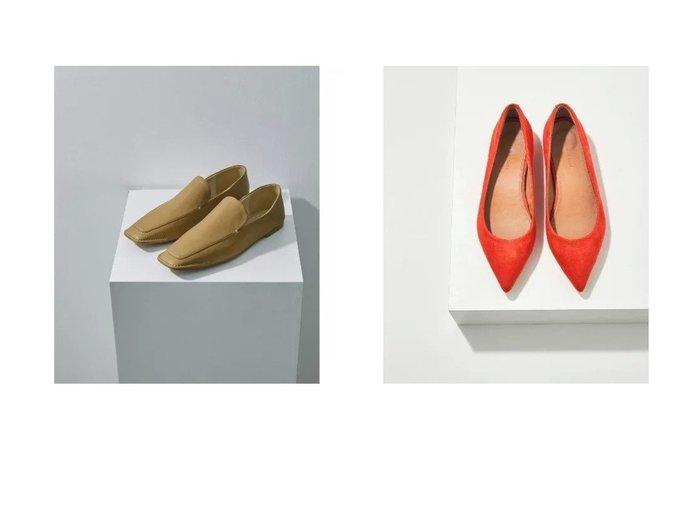 【ADAM ET ROPE'/アダム エ ロペ】のボロネーゼフラット&ステッチソフトローファー 【シューズ・靴】おすすめ!人気、トレンド・レディースファッションの通販 おすすめ人気トレンドファッション通販アイテム インテリア・キッズ・メンズ・レディースファッション・服の通販 founy(ファニー) https://founy.com/ ファッション Fashion レディースファッション WOMEN 2021年 2021 2021-2022秋冬・A/W AW・Autumn/Winter・FW・Fall-Winter・2021-2022 A/W・秋冬 AW・Autumn/Winter・FW・Fall-Winter イエロー シューズ シンプル フィット フェミニン フラット マニッシュ ワーク 秋 Autumn/Fall オレンジ スエード スタンダード 定番 Standard 人気 バランス パイソン フォルム プリント ベーシック リアル おすすめ Recommend |ID:crp329100000057868
