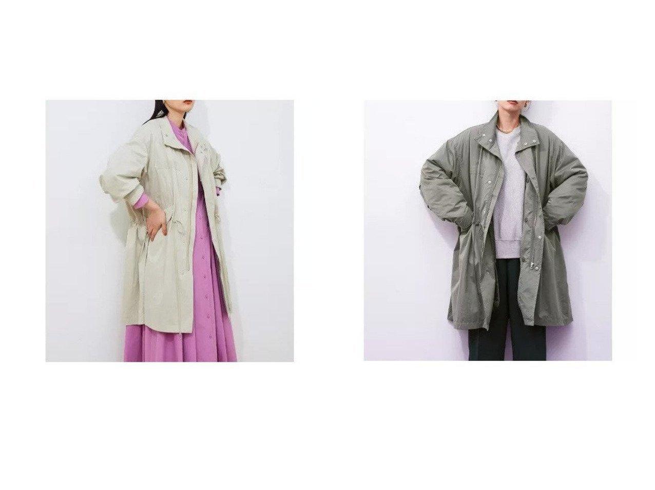 【ADAM ET ROPE'/アダム エ ロペ】の【WEB限定】M-65ライナーキルティング付きモッズコート 【アウター】おすすめ!人気、トレンド・レディースファッションの通販 おすすめで人気の流行・トレンド、ファッションの通販商品 インテリア・家具・メンズファッション・キッズファッション・レディースファッション・服の通販 founy(ファニー) https://founy.com/ ファッション Fashion レディースファッション WOMEN アウター Coat Outerwear コート Coats モッズ/フィールドコート Mods Coats/Field Coats 春 Spring キルティング ポケット メンズ モダン モッズコート ライナー リップ 冬 Winter A/W・秋冬 AW・Autumn/Winter・FW・Fall-Winter 2021年 2021 2021-2022秋冬・A/W AW・Autumn/Winter・FW・Fall-Winter・2021-2022 おすすめ Recommend |ID:crp329100000057892