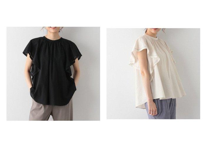 【GLOBAL WORK/グローバルワーク】のハシゴレースフリルブラウス 【トップス・カットソー】おすすめ!人気、トレンド・レディースファッションの通販 おすすめ人気トレンドファッション通販アイテム 人気、トレンドファッション・服の通販 founy(ファニー) ファッション Fashion レディースファッション WOMEN トップス・カットソー Tops/Tshirt シャツ/ブラウス Shirts/Blouses サロペット トレンド フリル フロント ボトム ヴィンテージ |ID:crp329100000057964