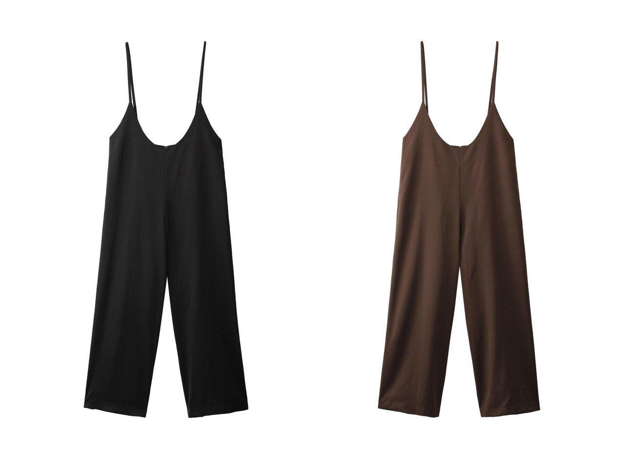 【Whim Gazette/ウィムガゼット】のサスペンダーパンツ 【パンツ】おすすめ!人気、トレンド・レディースファッションの通販 おすすめで人気の流行・トレンド、ファッションの通販商品 インテリア・家具・メンズファッション・キッズファッション・レディースファッション・服の通販 founy(ファニー) https://founy.com/ ファッション Fashion レディースファッション WOMEN パンツ Pants サスペンダー トレンド ワイド |ID:crp329100000057969