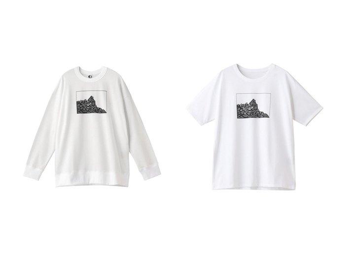 【PLAIN PEOPLE/プレインピープル】の【plainless】プリントTシャツ&【plainless】プリントTシャツ 【トップス・カットソー】おすすめ!人気、トレンド・レディースファッションの通販 おすすめ人気トレンドファッション通販アイテム インテリア・キッズ・メンズ・レディースファッション・服の通販 founy(ファニー) https://founy.com/ ファッション Fashion レディースファッション WOMEN トップス・カットソー Tops/Tshirt シャツ/ブラウス Shirts/Blouses ロング / Tシャツ T-Shirts カットソー Cut and Sewn 2020年 2020 2020-2021秋冬・A/W AW・Autumn/Winter・FW・Fall-Winter/2020-2021 2021年 2021 2021-2022秋冬・A/W AW・Autumn/Winter・FW・Fall-Winter・2021-2022 A/W・秋冬 AW・Autumn/Winter・FW・Fall-Winter グラフィック ショート スリーブ フォルム プリント モノトーン 長袖 シンプル フロント |ID:crp329100000058225