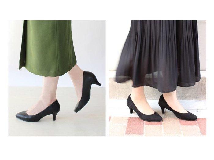 【Fin/フィン】のポインテッドトゥパンプス【低反発スポンジ入り】 【シューズ・靴】おすすめ!人気、トレンド・レディースファッションの通販 おすすめ人気トレンドファッション通販アイテム インテリア・キッズ・メンズ・レディースファッション・服の通販 founy(ファニー) https://founy.com/ ファッション Fashion レディースファッション WOMEN オケージョン クッション シェイプ シューズ シルバー シンプル デニム ハイヒール フィット フェイクスエード フェイクレザー フォルム ワイド |ID:crp329100000058626