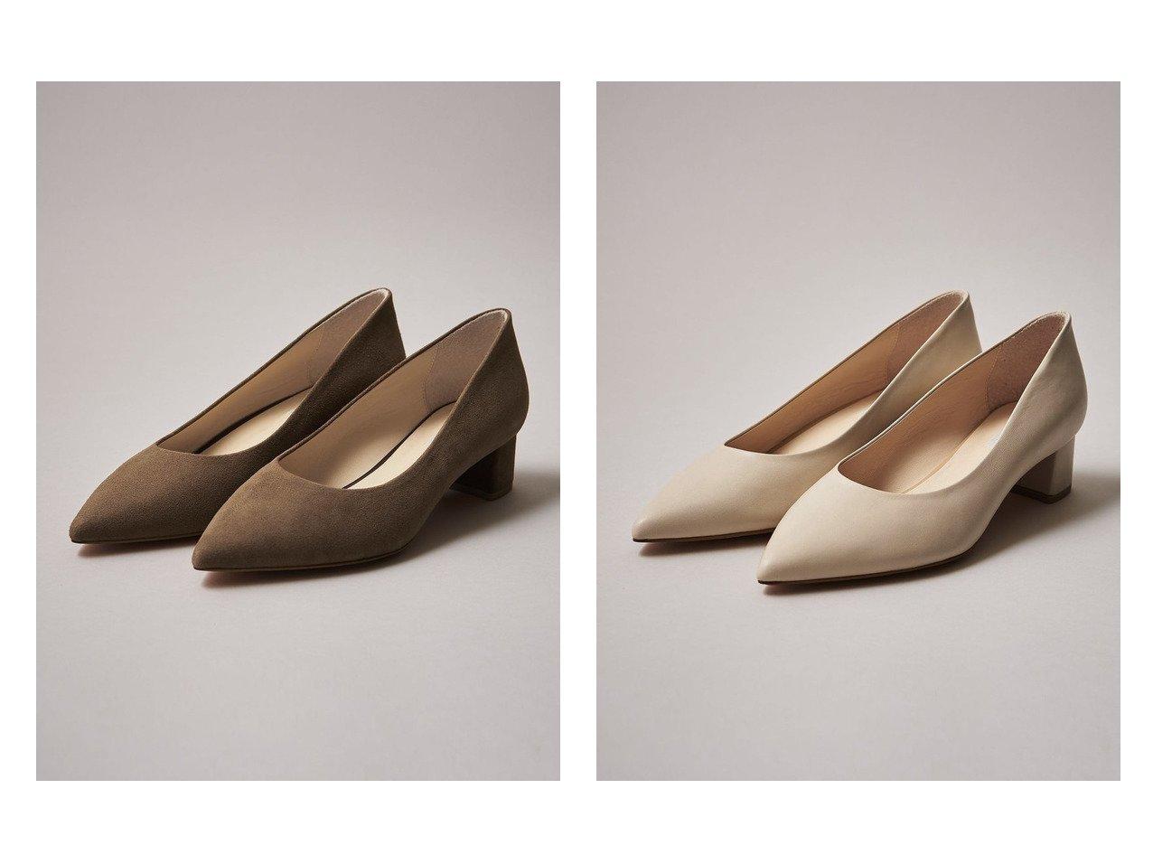 【Odette e Odile/オデット エ オディール】のポインテッド パンプス40↓↑ 【シューズ・靴】おすすめ!人気、トレンド・レディースファッションの通販   おすすめで人気の流行・トレンド、ファッションの通販商品 インテリア・家具・メンズファッション・キッズファッション・レディースファッション・服の通販 founy(ファニー) https://founy.com/ ファッション Fashion レディースファッション WOMEN NEW・新作・新着・新入荷 New Arrivals シューズ ポインテッド |ID:crp329100000058840