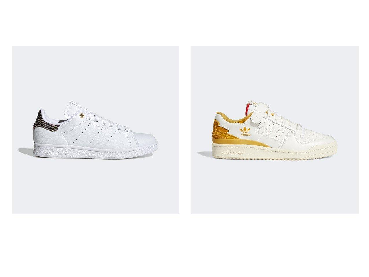 【adidas/アディダス】のフォーラム 84 ロー Forum 84 Low&HER Studio London スタンスミス HER Studio London Stan Smith 【シューズ・靴】おすすめ!人気、トレンド・レディースファッションの通販   おすすめで人気の流行・トレンド、ファッションの通販商品 インテリア・家具・メンズファッション・キッズファッション・レディースファッション・服の通販 founy(ファニー) https://founy.com/ ファッション Fashion レディースファッション WOMEN 2021年 2021 2021-2022秋冬・A/W AW・Autumn/Winter・FW・Fall-Winter・2021-2022 A/W・秋冬 AW・Autumn/Winter・FW・Fall-Winter クラシック コラボ シューズ スタイリッシュ プリント 定番 Standard スニーカー 人気 |ID:crp329100000058842