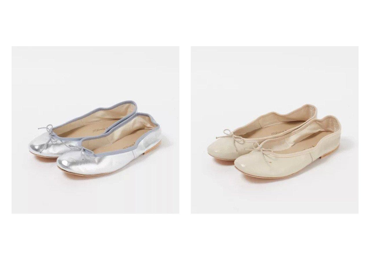 【porselli/ポルセリ】のバレエシューズ&バレエシューズ 【シューズ・靴】おすすめ!人気、トレンド・レディースファッションの通販   おすすめで人気の流行・トレンド、ファッションの通販商品 インテリア・家具・メンズファッション・キッズファッション・レディースファッション・服の通販 founy(ファニー) https://founy.com/ ファッション Fashion レディースファッション WOMEN イタリア シューズ バレエ フィット フラット ミラノ リボン |ID:crp329100000058843