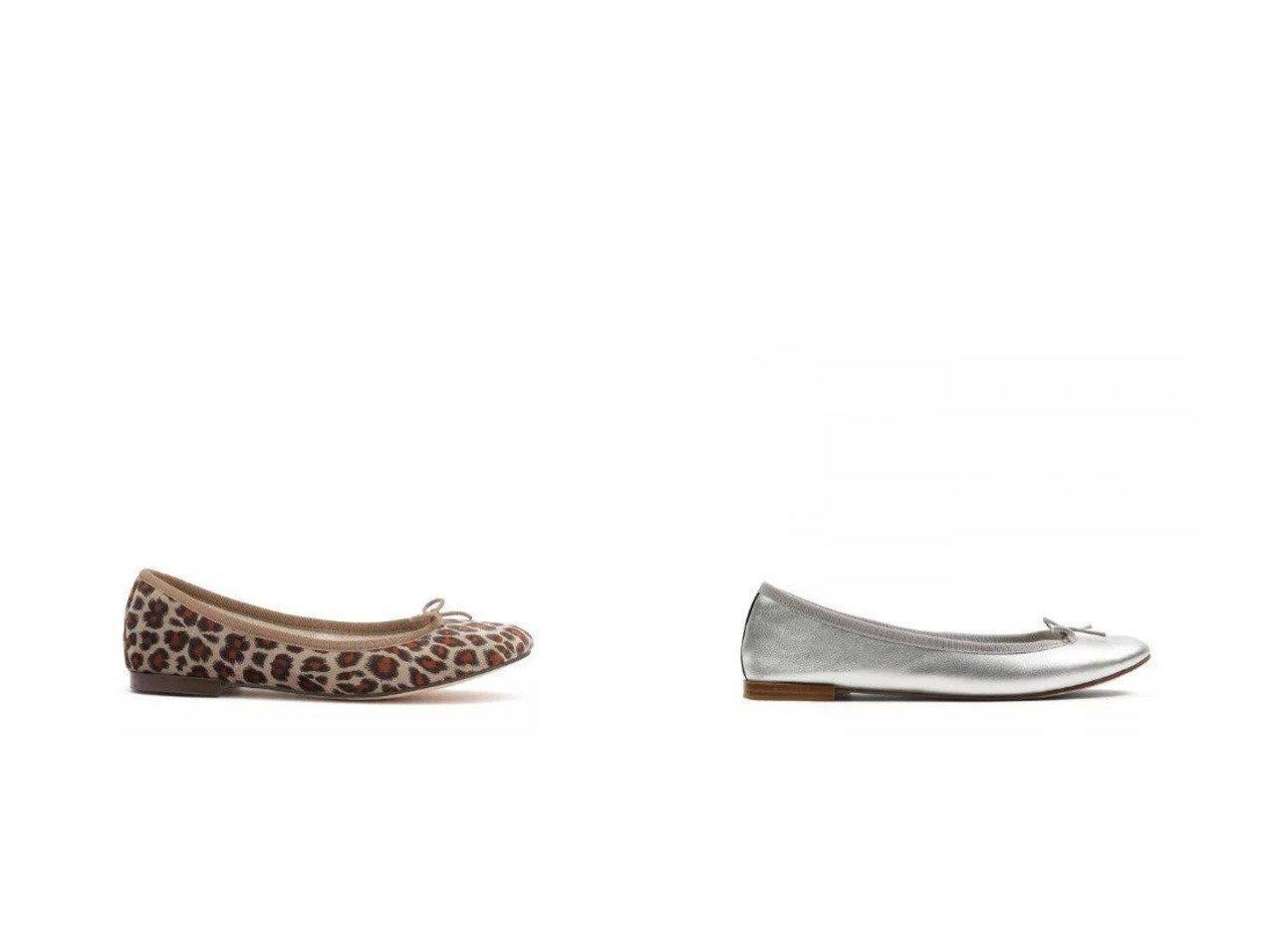 【repetto/レペット】のCendrillon Ballerinas&Cendrillon Ballerinas 【シューズ・靴】おすすめ!人気、トレンド・レディースファッションの通販   おすすめで人気の流行・トレンド、ファッションの通販商品 インテリア・家具・メンズファッション・キッズファッション・レディースファッション・服の通販 founy(ファニー) https://founy.com/ ファッション Fashion レディースファッション WOMEN アニマル コレクション シューズ シンプル バレエ フォルム フラット クラシカル スタイリッシュ モダン |ID:crp329100000058847