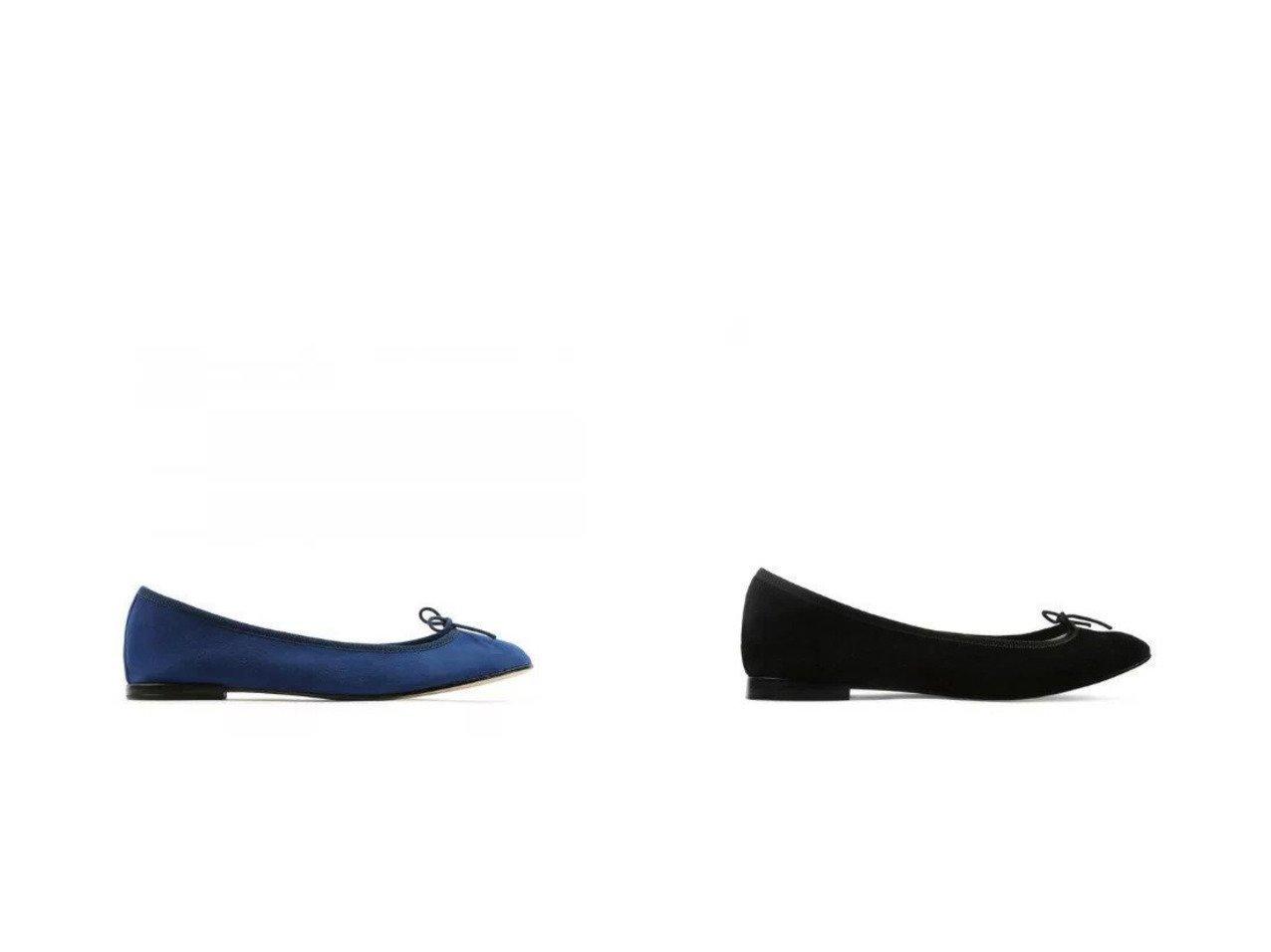 【repetto/レペット】のCendrillon Ballerinas&Cendrillon Ballerinas 【シューズ・靴】おすすめ!人気、トレンド・レディースファッションの通販   おすすめで人気の流行・トレンド、ファッションの通販商品 インテリア・家具・メンズファッション・キッズファッション・レディースファッション・服の通販 founy(ファニー) https://founy.com/ ファッション Fashion レディースファッション WOMEN インソール キャンバス グログラン コレクション シューズ スエード バレエ フラット レース |ID:crp329100000058848