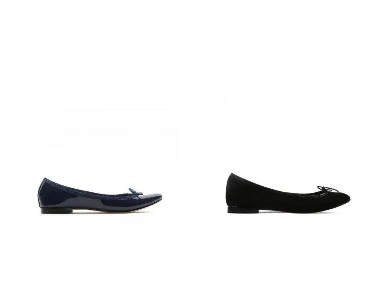 【repetto/レペット】のCendrillon Ballerinas&Cendrillon Ballerinas 【シューズ・靴】おすすめ!人気、トレンド・レディースファッションの通販   おすすめで人気の流行・トレンド、ファッションの通販商品 インテリア・家具・メンズファッション・キッズファッション・レディースファッション・服の通販 founy(ファニー) https://founy.com/ ファッション Fashion レディースファッション WOMEN インソール キャンバス グログラン コレクション シューズ バレエ フラット レース |ID:crp329100000058849