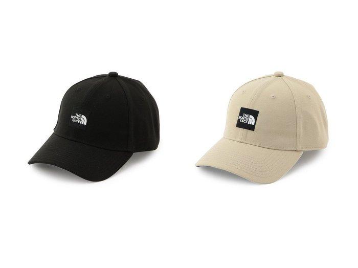 【ROPE'PICNIC PASSAGE/ロペピクニック パサージュ】の【THE NORTH FACE】ザ ノース フェイス Square Logo Cap おすすめ!人気、トレンド・レディースファッションの通販   おすすめ人気トレンドファッション通販アイテム 人気、トレンドファッション・服の通販 founy(ファニー)  ファッション Fashion レディースファッション WOMEN 帽子 Hats キャップ シンプル フェイス フロント ボックス 帽子 |ID:crp329100000058960