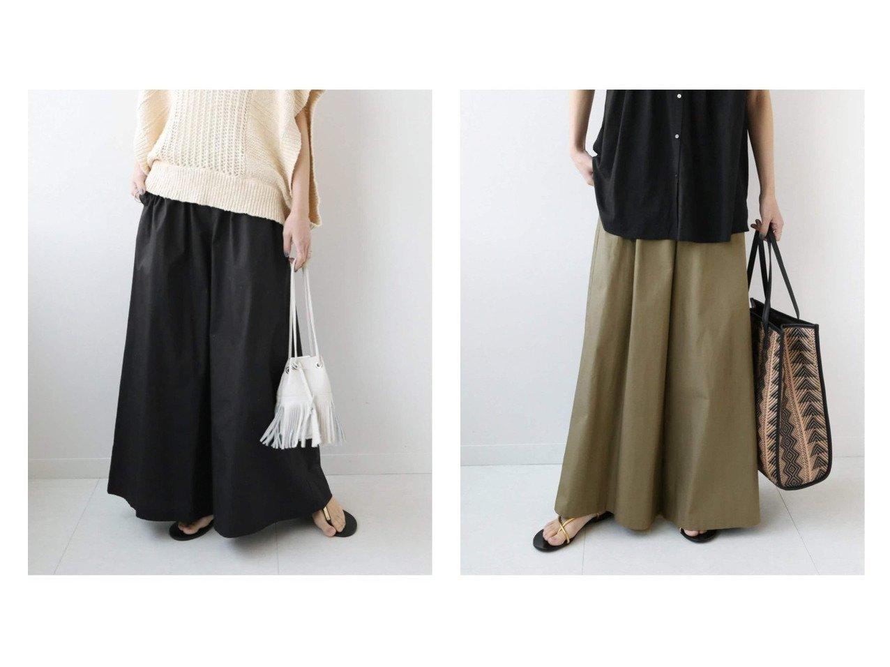 【JOURNAL STANDARD relume/ジャーナルスタンダード レリューム】の5 コットンタイプライターギャザーパンツ 【パンツ】おすすめ!人気、トレンド・レディースファッションの通販 おすすめで人気の流行・トレンド、ファッションの通販商品 インテリア・家具・メンズファッション・キッズファッション・レディースファッション・服の通販 founy(ファニー) https://founy.com/ ファッション Fashion レディースファッション WOMEN パンツ Pants NEW・新作・新着・新入荷 New Arrivals 2021年 2021 2021-2022秋冬・A/W AW・Autumn/Winter・FW・Fall-Winter・2021-2022 A/W・秋冬 AW・Autumn/Winter・FW・Fall-Winter ジーンズ |ID:crp329100000059144