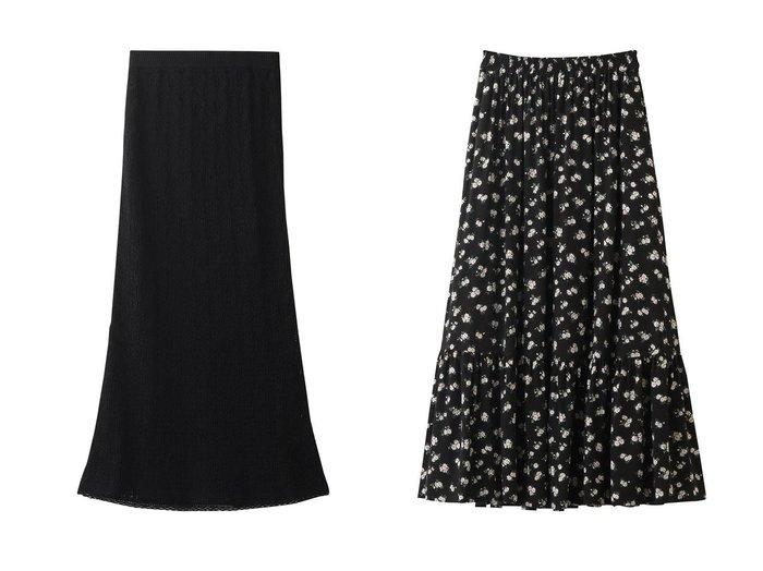【Shinzone/シンゾーン】のレースニットスカート&フラワープリントスカート 【スカート】おすすめ!人気、トレンド・レディースファッションの通販 おすすめ人気トレンドファッション通販アイテム 人気、トレンドファッション・服の通販 founy(ファニー) ファッション Fashion レディースファッション WOMEN スカート Skirt ロングスカート Long Skirt 2020年 2020 2020-2021秋冬・A/W AW・Autumn/Winter・FW・Fall-Winter/2020-2021 2021年 2021 2021-2022秋冬・A/W AW・Autumn/Winter・FW・Fall-Winter・2021-2022 A/W・秋冬 AW・Autumn/Winter・FW・Fall-Winter フィット ミドル レース ロング ギャザー スウェット フラワー 秋 Autumn/Fall |ID:crp329100000059230