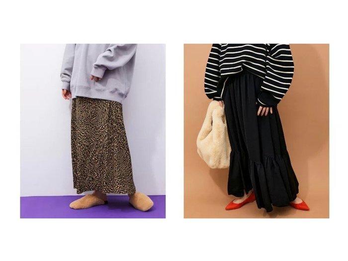 【ADAM ET ROPE'/アダム エ ロペ】の【WEB限定】スウィングフレアイージースカート&総柄プリントスカート 【スカート】おすすめ!人気、トレンド・レディースファッションの通販 おすすめ人気トレンドファッション通販アイテム インテリア・キッズ・メンズ・レディースファッション・服の通販 founy(ファニー) https://founy.com/ ファッション Fashion レディースファッション WOMEN スカート Skirt シンプル スウェット ドレープ フレア プリント マキシ リラックス ロング A/W・秋冬 AW・Autumn/Winter・FW・Fall-Winter 2021年 2021 2021-2022秋冬・A/W AW・Autumn/Winter・FW・Fall-Winter・2021-2022 おすすめ Recommend ギャザー サテン シューズ ショート スニーカー バランス フラット ポケット ランダム ワッシャー 夏 Summer |ID:crp329100000059245