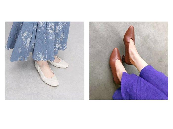 【enchanted/エンチャンテッド】の本革キルティングスクエアパンプス&本革深甲チャンキーヒールパンプス 【シューズ・靴】おすすめ!人気、トレンド・レディースファッションの通販 おすすめ人気トレンドファッション通販アイテム インテリア・キッズ・メンズ・レディースファッション・服の通販 founy(ファニー) https://founy.com/ ファッション Fashion レディースファッション WOMEN キルティング クラシカル シューズ スタイリッシュ サンダル ストッキング ソックス タイツ モダン おすすめ Recommend |ID:crp329100000059271