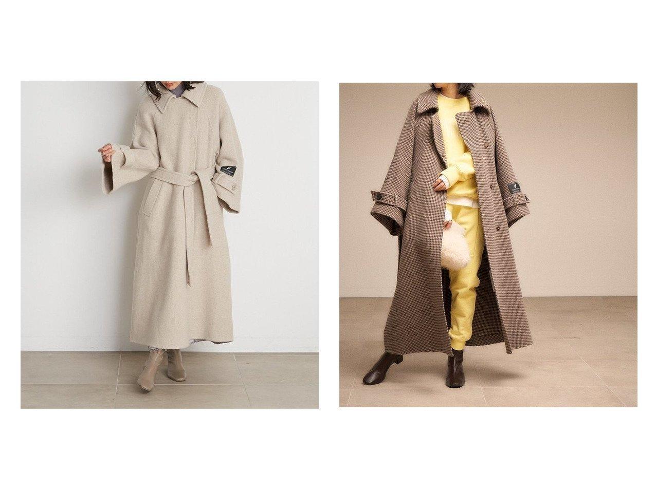 【SNIDEL/スナイデル】のステンカラーリバーコート 【アウター】おすすめ!人気、トレンド・レディースファッションの通販 おすすめで人気の流行・トレンド、ファッションの通販商品 インテリア・家具・メンズファッション・キッズファッション・レディースファッション・服の通販 founy(ファニー) https://founy.com/ ファッション Fashion レディースファッション WOMEN アウター Coat Outerwear コート Coats ジャケット Jackets イタリア 軽量 ジャケット スリーブ チェック パターン 無地 ワイド 再入荷 Restock/Back in Stock/Re Arrival NEW・新作・新着・新入荷 New Arrivals  ID:crp329100000059295