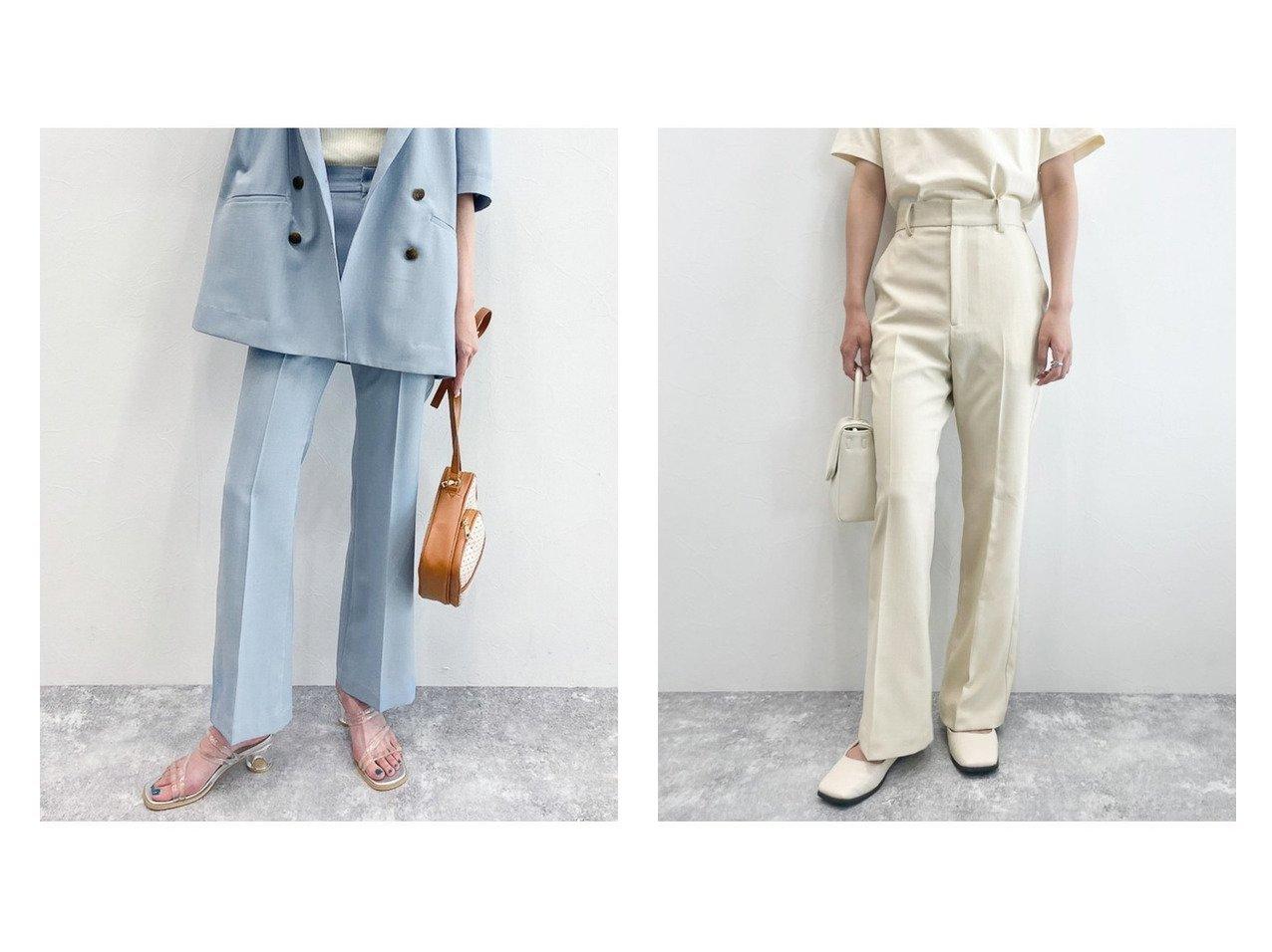 【Heather/ヘザー】のスリムフィット/LLフレアP 【プチプライス・低価格】おすすめ!人気、トレンド・レディースファッションの通販 おすすめで人気の流行・トレンド、ファッションの通販商品 インテリア・家具・メンズファッション・キッズファッション・レディースファッション・服の通販 founy(ファニー) https://founy.com/ ファッション Fashion レディースファッション WOMEN パンツ Pants NEW・新作・新着・新入荷 New Arrivals ショート シンプル ジーンズ スリム フィット フレア ロング 人気 |ID:crp329100000059407