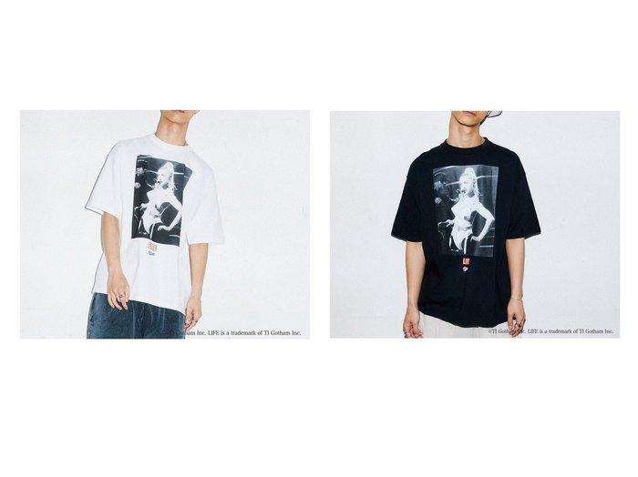 【atmos/アトモス】のx LIFE x SCREEN STARS PHOTO TEE B おすすめ!人気、トレンド・レディースファッションの通販 おすすめ人気トレンドファッション通販アイテム インテリア・キッズ・メンズ・レディースファッション・服の通販 founy(ファニー) https://founy.com/ ファッション Fashion レディースファッション WOMEN 2020年 2020 2020春夏・S/S SS・Spring/Summer/2020 S/S・春夏 SS・Spring/Summer トリプル 再入荷 Restock/Back in Stock/Re Arrival 夏 Summer 春 Spring |ID:crp329100000059460