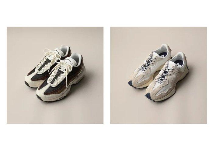 【Odette e Odile/オデット エ オディール】の【WEB限定】 エア マックス95&【WEB限定】 MS327Lux 【シューズ・靴】おすすめ!人気、トレンド・レディースファッションの通販 おすすめ人気トレンドファッション通販アイテム インテリア・キッズ・メンズ・レディースファッション・服の通販 founy(ファニー) https://founy.com/ ファッション Fashion レディースファッション WOMEN グラデーション シューズ スニーカー スポーツ 人気 スタイリッシュ バランス フィット フォルム ベーシック ボストン |ID:crp329100000059532