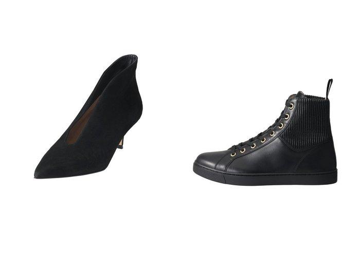 【GIANVITO ROSSI/ジャンビト ロッシ】のMARTIS ハイカットスニーカー&VANIA 55 スエードブーティー 【シューズ・靴】おすすめ!人気、トレンド・レディースファッションの通販 おすすめ人気トレンドファッション通販アイテム インテリア・キッズ・メンズ・レディースファッション・服の通販 founy(ファニー) https://founy.com/ ファッション Fashion レディースファッション WOMEN 2020年 2020 2020-2021秋冬・A/W AW・Autumn/Winter・FW・Fall-Winter/2020-2021 2021年 2021 2021-2022秋冬・A/W AW・Autumn/Winter・FW・Fall-Winter・2021-2022 A/W・秋冬 AW・Autumn/Winter・FW・Fall-Winter エレガント カッティング ショート コンビ シンプル ストレッチ スニーカー ラグジュアリー  ID:crp329100000059719