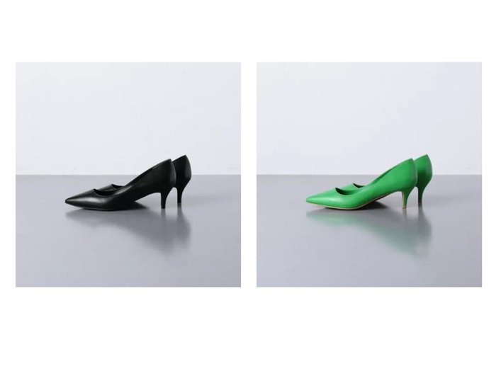 【UNITED ARROWS/ユナイテッドアローズ】のポインテッド ソフト パンプス 【シューズ・靴】おすすめ!人気、トレンド・レディースファッションの通販 おすすめ人気トレンドファッション通販アイテム インテリア・キッズ・メンズ・レディースファッション・服の通販 founy(ファニー) https://founy.com/ ファッション Fashion レディースファッション WOMEN シューズ 定番 Standard ポインテッド |ID:crp329100000059723