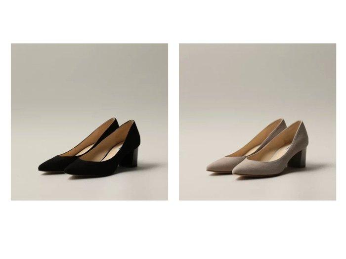 【Odette e Odile/オデット エ オディール】のポインテッドブロックヒール パンプス55↓↑ 【シューズ・靴】おすすめ!人気、トレンド・レディースファッションの通販 おすすめ人気トレンドファッション通販アイテム インテリア・キッズ・メンズ・レディースファッション・服の通販 founy(ファニー) https://founy.com/ ファッション Fashion レディースファッション WOMEN コンビ シューズ シンプル 人気 ブロック |ID:crp329100000059724