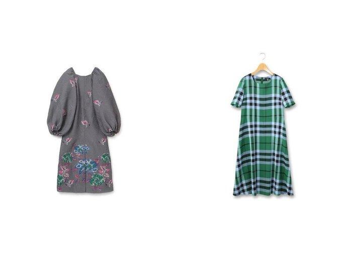 【KEITH/キース】のモダンタータン ワンピース&【GANNI/ガニー】のStructured Jacquard Dress 【ワンピース・ドレス】おすすめ!人気、トレンド・レディースファッションの通販 おすすめ人気トレンドファッション通販アイテム インテリア・キッズ・メンズ・レディースファッション・服の通販 founy(ファニー) https://founy.com/ ファッション Fashion レディースファッション WOMEN ワンピース Dress ドレス Party Dresses 2021年 2021 2021-2022秋冬・A/W AW・Autumn/Winter・FW・Fall-Winter・2021-2022 A/W・秋冬 AW・Autumn/Winter・FW・Fall-Winter ジャカード ドレス フォーマル フラワー ランダム 長袖 チェック ビッグ 半袖 |ID:crp329100000059772