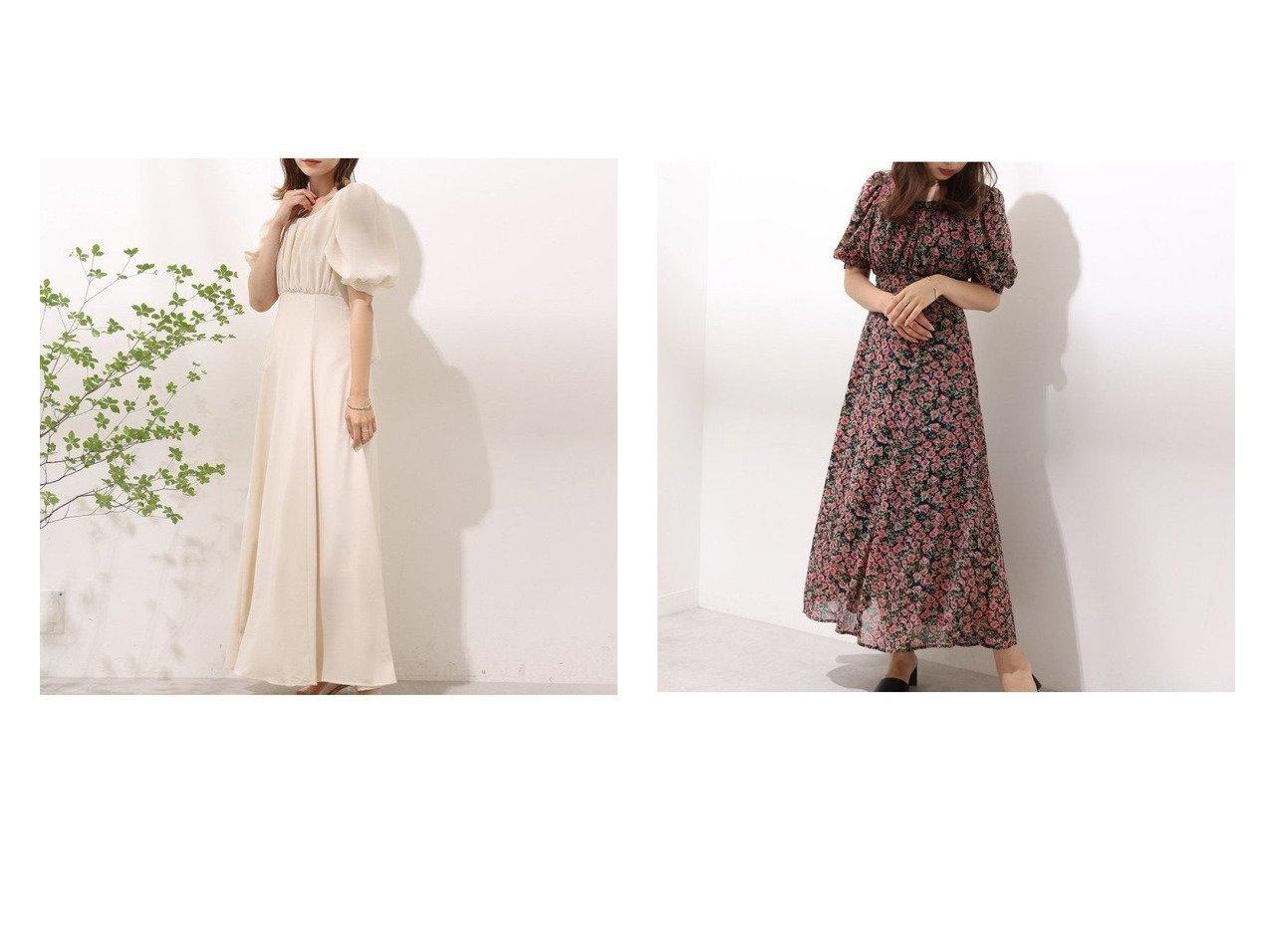 【NICE CLAUP/ナイスクラップ】のバックリボンワンピース おすすめ!人気、トレンド・レディースファッションの通販 おすすめで人気の流行・トレンド、ファッションの通販商品 インテリア・家具・メンズファッション・キッズファッション・レディースファッション・服の通販 founy(ファニー) https://founy.com/ ファッション Fashion レディースファッション WOMEN ワンピース Dress 2021年 2021 2021春夏・S/S SS/Spring/Summer/2021 スリーブ リボン ロング 夏 Summer |ID:crp329100000059891