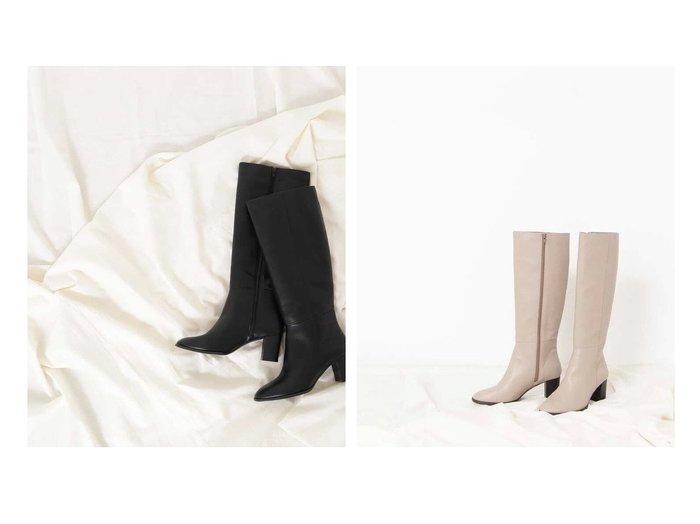 【N.Natural Beauty basic/エヌ ナチュラルビューティーベーシック】のサイドジップロングブーツ 【シューズ・靴】おすすめ!人気、トレンド・レディースファッションの通販 おすすめ人気トレンドファッション通販アイテム インテリア・キッズ・メンズ・レディースファッション・服の通販 founy(ファニー) https://founy.com/ ファッション Fashion レディースファッション WOMEN サイドジップ ショート シンプル ベーシック ロング |ID:crp329100000060540