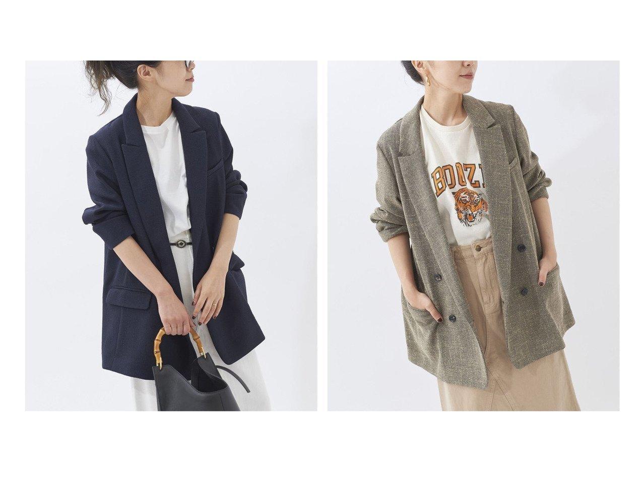 【Plage/プラージュ】の【R IAM】ミニツイードジャケット 【アウター】おすすめ!人気、トレンド・レディースファッションの通販 おすすめで人気の流行・トレンド、ファッションの通販商品 インテリア・家具・メンズファッション・キッズファッション・レディースファッション・服の通販 founy(ファニー) https://founy.com/ ファッション Fashion レディースファッション WOMEN アウター Coat Outerwear ジャケット Jackets テーラードジャケット Tailored Jackets 2021年 2021 2021-2022秋冬・A/W AW・Autumn/Winter・FW・Fall-Winter・2021-2022 A/W・秋冬 AW・Autumn/Winter・FW・Fall-Winter インナー ジャケット ジュエリー デコルテ 再入荷 Restock/Back in Stock/Re Arrival |ID:crp329100000060549