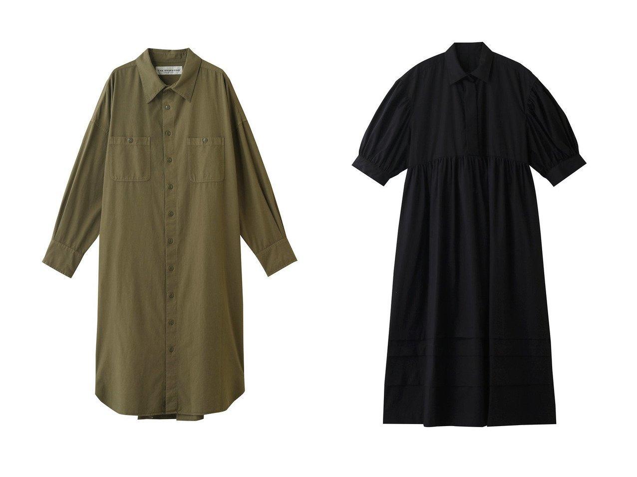 【Shinzone/シンゾーン】のミリタリーシャツワンピース&マッケンジードレス 【ワンピース・ドレス】おすすめ!人気、トレンド・レディースファッションの通販 おすすめで人気の流行・トレンド、ファッションの通販商品 インテリア・家具・メンズファッション・キッズファッション・レディースファッション・服の通販 founy(ファニー) https://founy.com/ ファッション Fashion レディースファッション WOMEN ワンピース Dress シャツワンピース Shirt Dresses チュニック Tunic ドレス Party Dresses 2020年 2020 2020-2021秋冬・A/W AW・Autumn/Winter・FW・Fall-Winter/2020-2021 2021年 2021 2021-2022秋冬・A/W AW・Autumn/Winter・FW・Fall-Winter・2021-2022 A/W・秋冬 AW・Autumn/Winter・FW・Fall-Winter チュニック ヘムライン ロング ギャザー シンプル スリーブ ドレス  ID:crp329100000060589