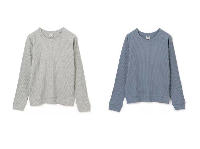 【Baserange/ベースレンジ】のBASIC SWEAT&BASIC SWEAT 【トップス・カットソー】おすすめ!人気、トレンド・レディースファッションの通販 おすすめ人気トレンドファッション通販アイテム 人気、トレンドファッション・服の通販 founy(ファニー) ファッション Fashion レディースファッション WOMEN トップス・カットソー Tops/Tshirt シャツ/ブラウス Shirts/Blouses パーカ Sweats ロング / Tシャツ T-Shirts スウェット Sweat カットソー Cut and Sewn お家時間・ステイホーム Home Time/Stay Home カットソー シンプル スウェット リラックス ワーク 長袖 |ID:crp329100000060651